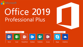 key office 2019 pro