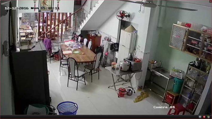 Lắp camera quan sát cho nhà ở