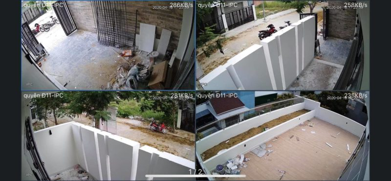 lắp đặt camera tại quận Sơn Trà
