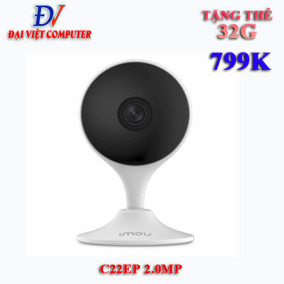 Camera Wifi IMOU - C22EP 2.0MP