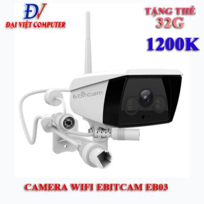Camera Wifi Ebitcam EB03 2.0M