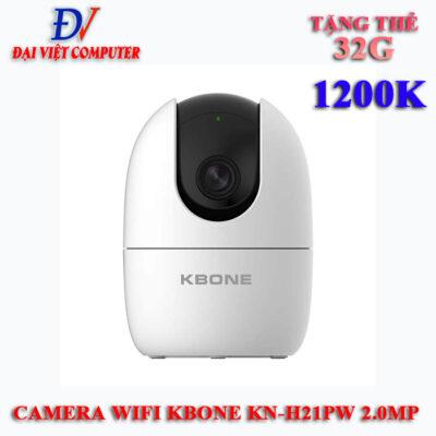 Camera Wifi KBONE KN-H21PW 2.0MP