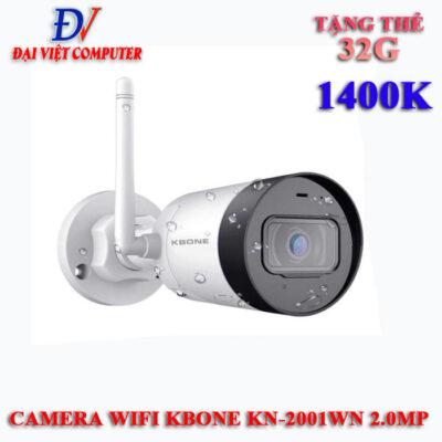Camera Wifi KBONE KN-2001WN 2.0MP
