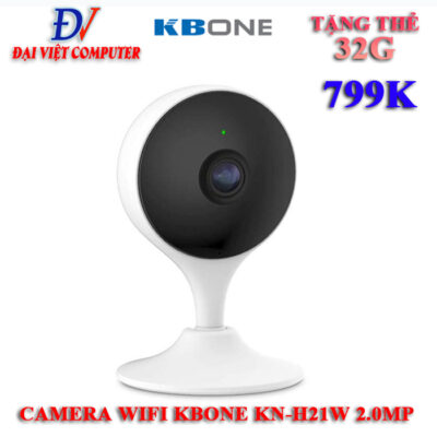 Camera Wifi KBONE KN-H21W 2.0MP