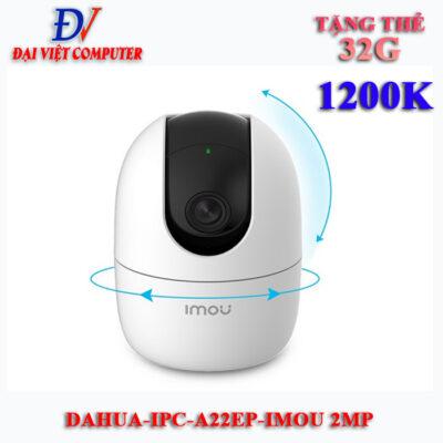 Camera Wifi IMOU - A22EP 2.0MP