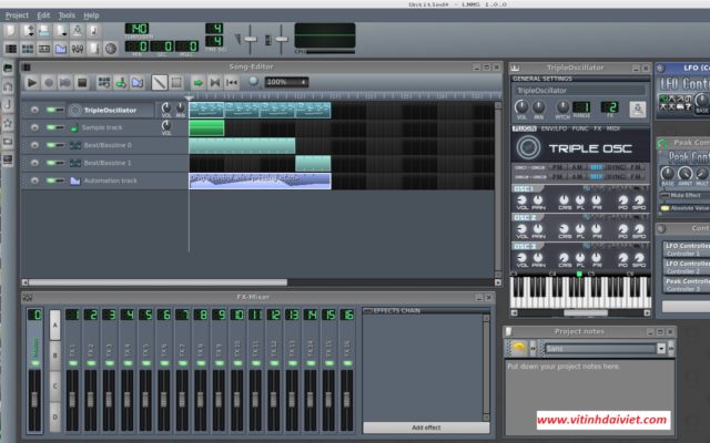 Download LMMS 1.2.1