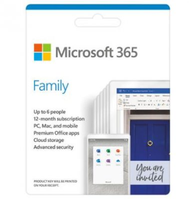 Key product office 365 Family