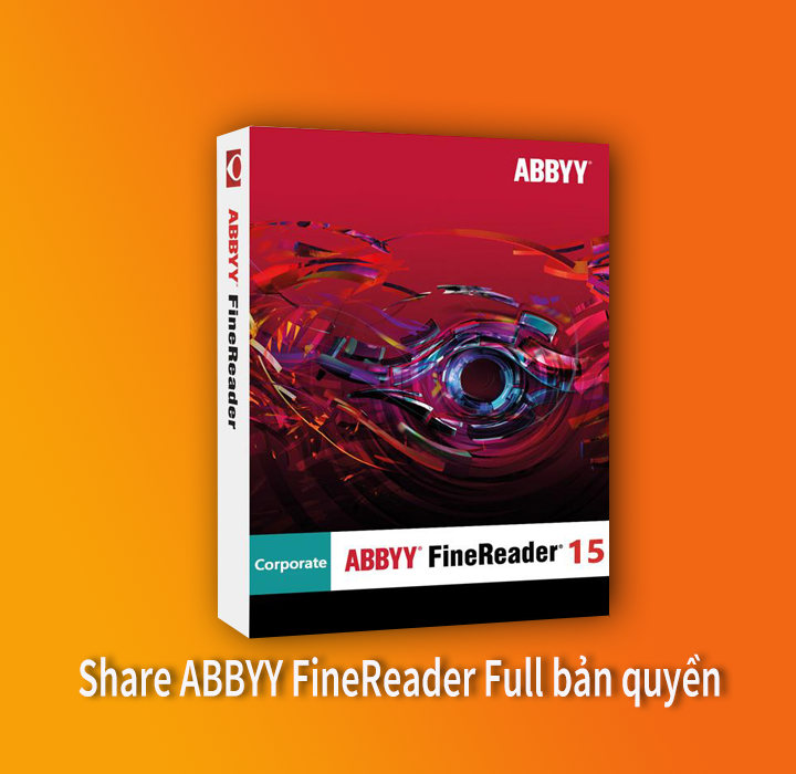 ABBYY FineReader 15